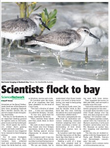 From the Broome Advertiser, March 13, 2014. Click on this image to read the story.